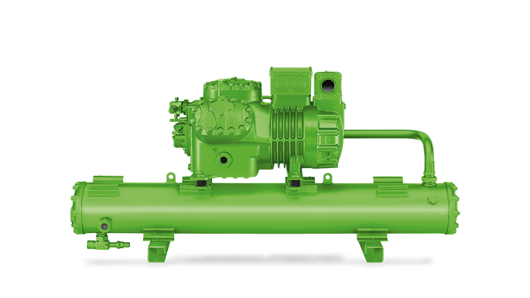 Bitzer K ECOLINE series with sea water resistant - LH32E/2KES-05(Y)